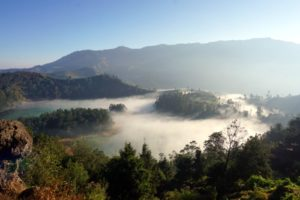 Dieng Plateau – Above the gods