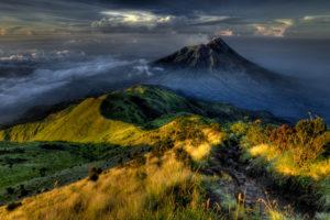 Mount Merbabu Trekking